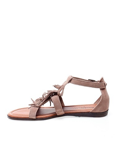 Mınnetonka Sandalet Taba
